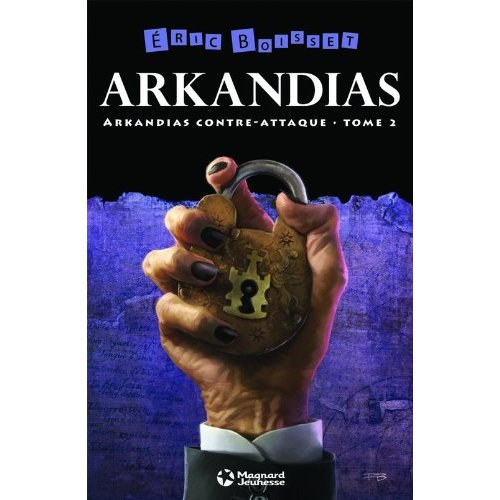 Arkandias tome 2