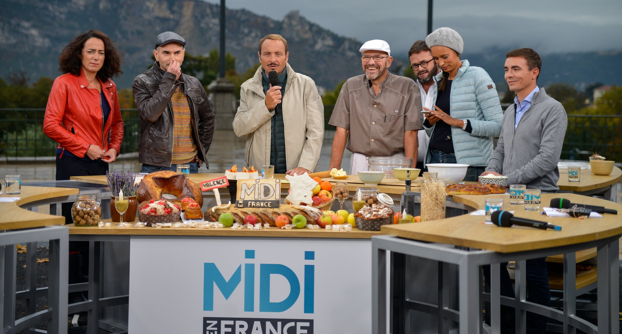 En direct sur france 3 dans l mission midi en france 27 - Emission cuisine france 3 ...