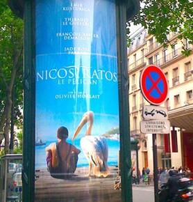 Nicostratos colonne