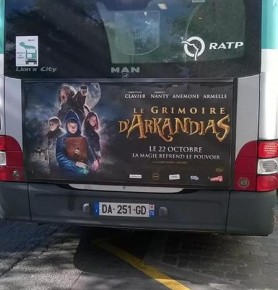 Arkandias Bus